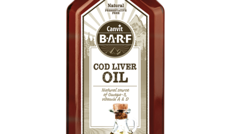 CANVIT BARF COD LIVER OIL BARFDIET.GR